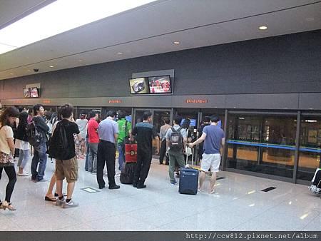 機場接駁地鐵