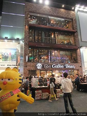 到處都有可愛的咖啡店