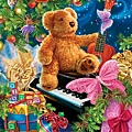 1404-Christmas_Bear_Wishes_400_piece_family_jigsaw_puzzle