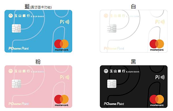 玉山Pi錢包信用卡