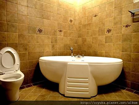 大浴缸、大空間