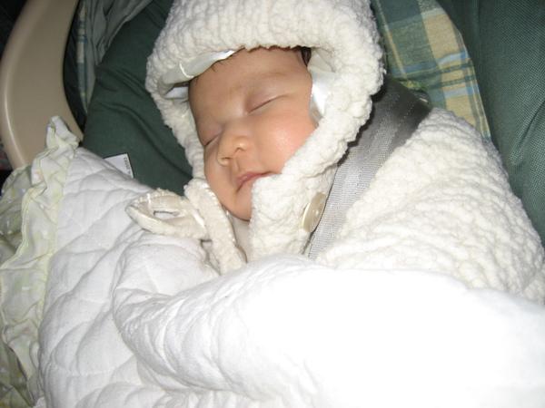 小羊外套~~超可愛的啦~~