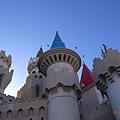 這是像城堡的HOTEL喔~