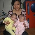 雙胞胎寶貝 ~~子靖AND子涵