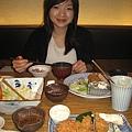 日式豬排~~好吃