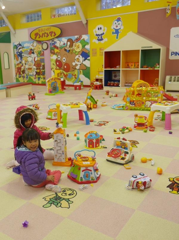 輕井澤 玩具王國 自駕