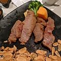 陶板屋_香蒜瓦片牛肉_20110709.jpg