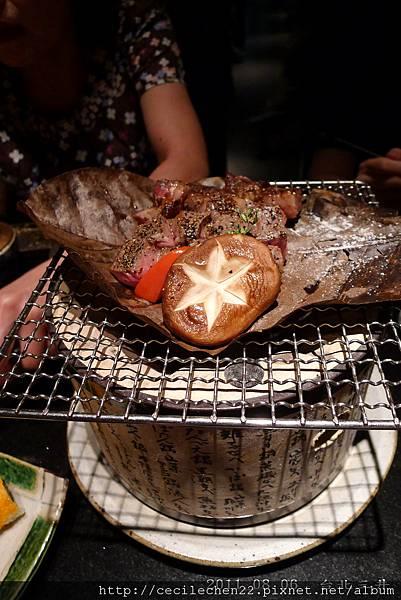 三井_烤安格斯牛肉_20110806.jpg