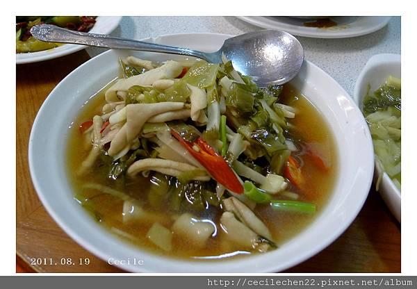 熱炒_酸菜鵝腸_20110819.jpg
