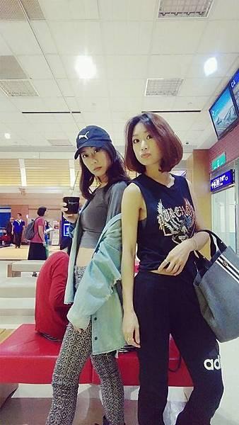 西西莉亞&蕎希 愛時尚的廚娘