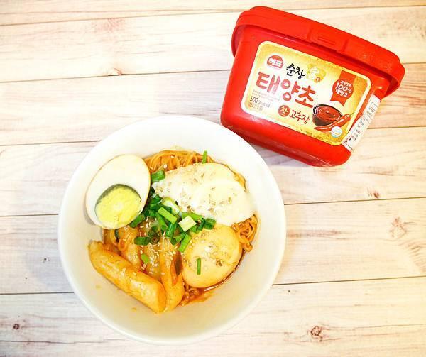 韓式炒年糕食譜