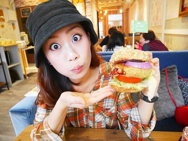 台北素漢堡