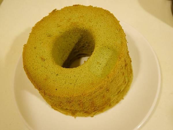 自製戚風蛋糕