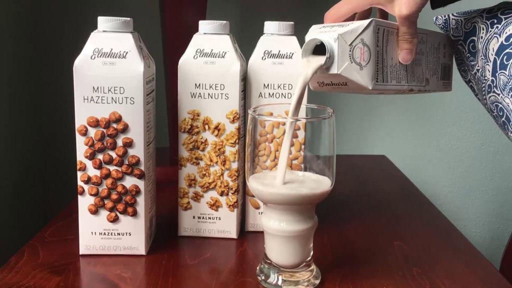 什麼是植物奶