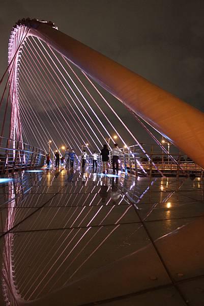 台中✿大坑清新橋+藍天白雲橋+浪漫情人橋+新桃花源橋