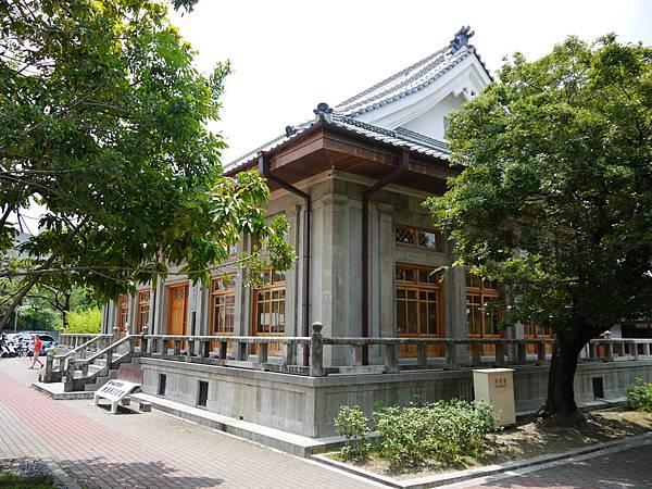 台中✿刑務所演武場