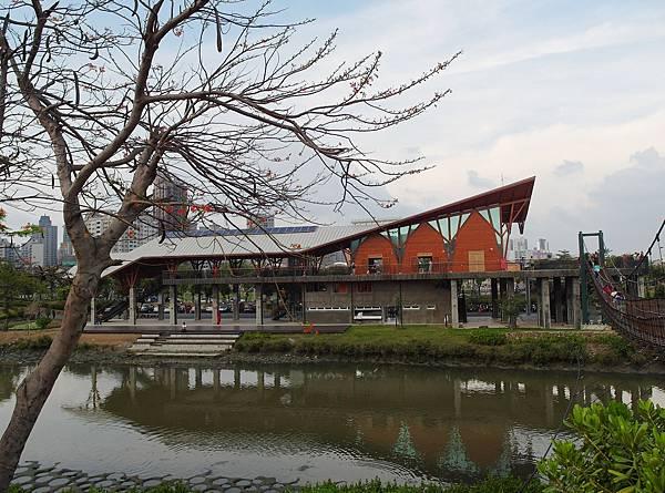高雄✿自然生態~中都濕地公園