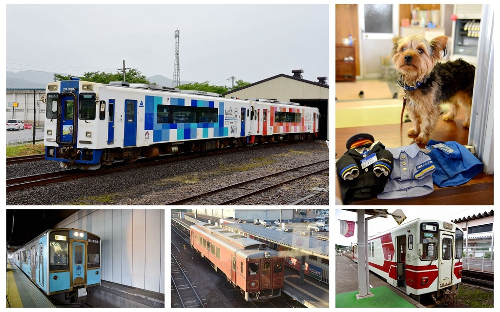 日本東北鐵道漫旅:由利高原鐵道、秋田內陸線、IGR岩手銀河鐵道、三陸鐵道任君選擇