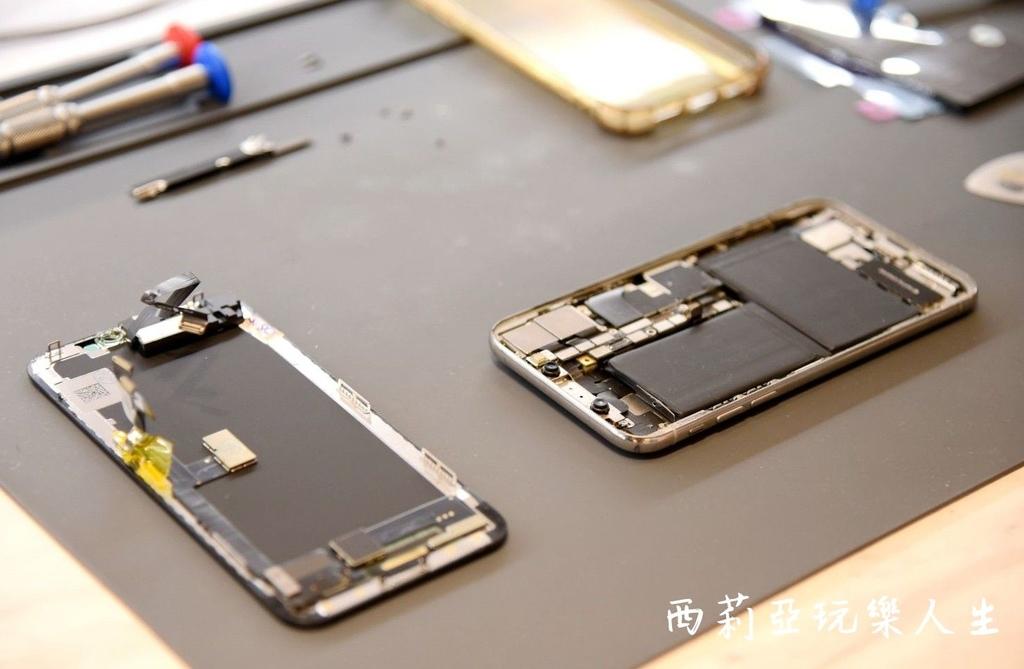 勤美iPhone維修-勤美iPhone換電池
