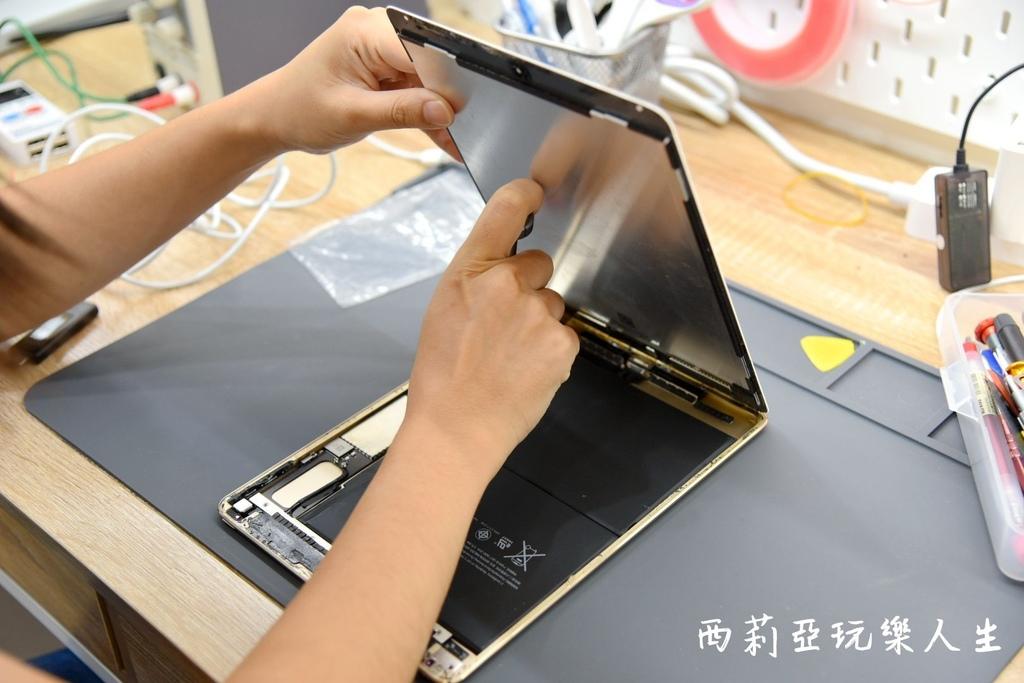 勤美平板維修-勤美iPad維修