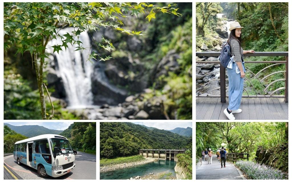 新北烏來區|內洞國家森林遊樂區 觀瀑、森林浴步道 信賢吊橋 安心旅遊 森林巴士天天出發