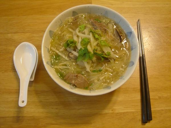 西魯肉米粉湯2008-11-6.JPG