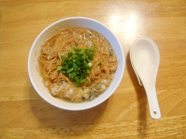 蚵仔麵線2008-10-6.JPG