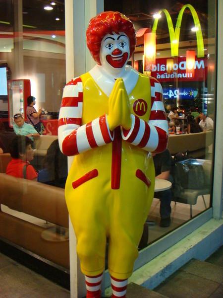 麥當勞叔叔- 泰國版