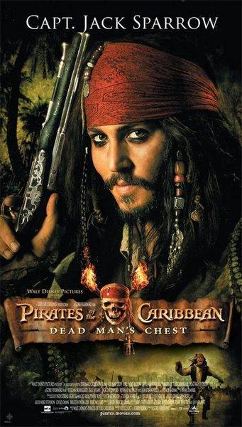 神鬼奇航2--加勒比海盜