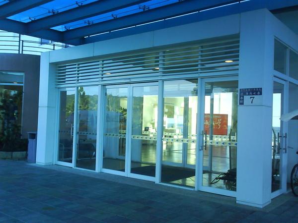 海角七號 在夏都拍攝的大廳門口