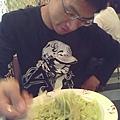 (高雄)異國麵坊 - 綠色奇蹟松子麵