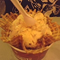 太妃冰淇淋  -偏甜