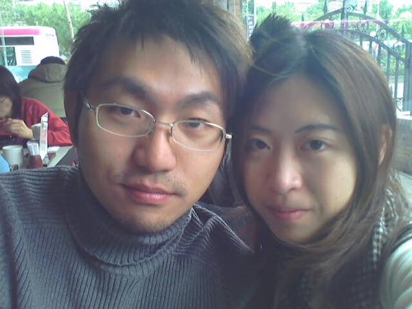 我和弟弟 XD
