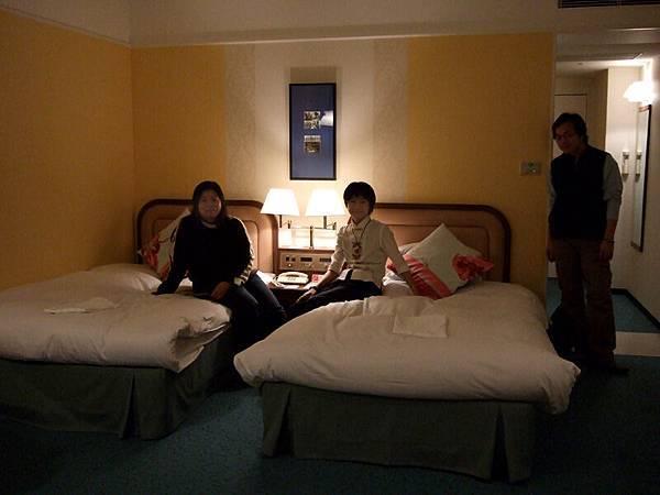 第一天神戶飯店