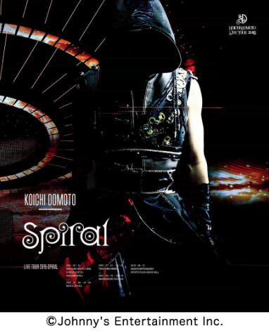 Spiral Blu-ray通常盤