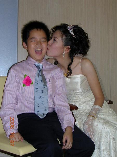 小阿姨結婚