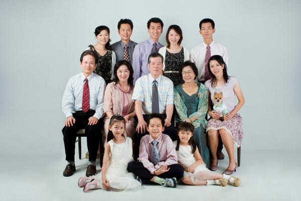 2006全家福
