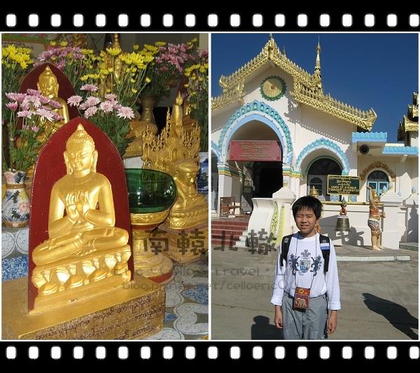 緬甸‧大其力城昆沙廟