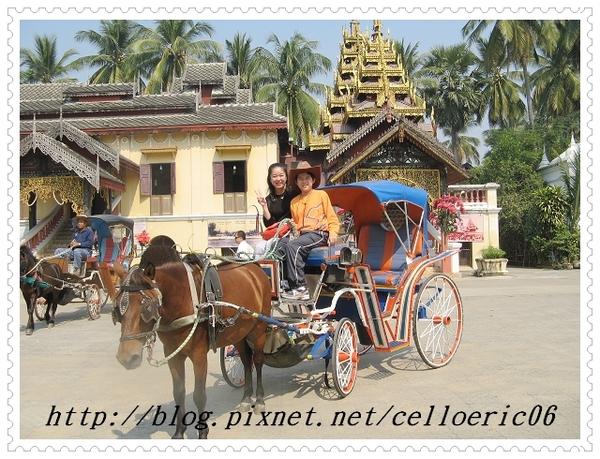南邦傳奇古廟