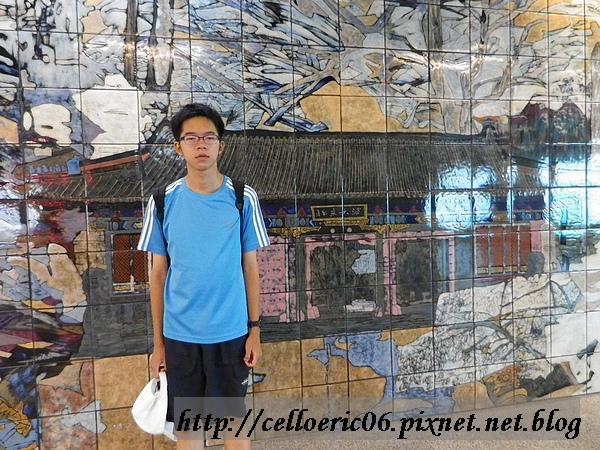北京大學東門地鐵站