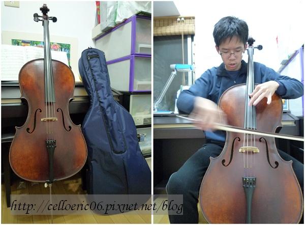 捨不得我的3/4大提琴