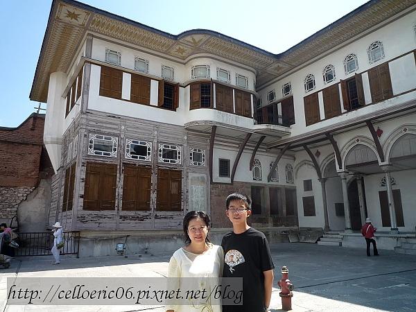 【伊斯坦堡】托卡普皇宮及後宮