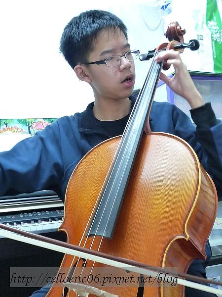 迎接44大提琴