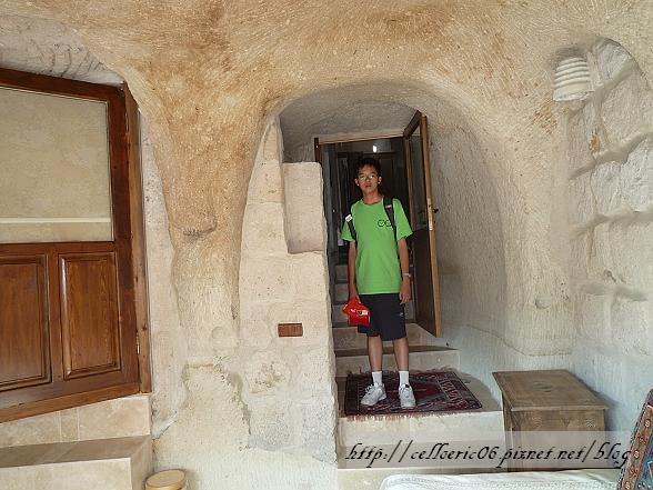 31號洞穴屋