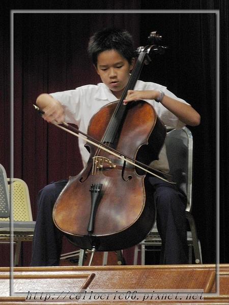我的3/4大提琴