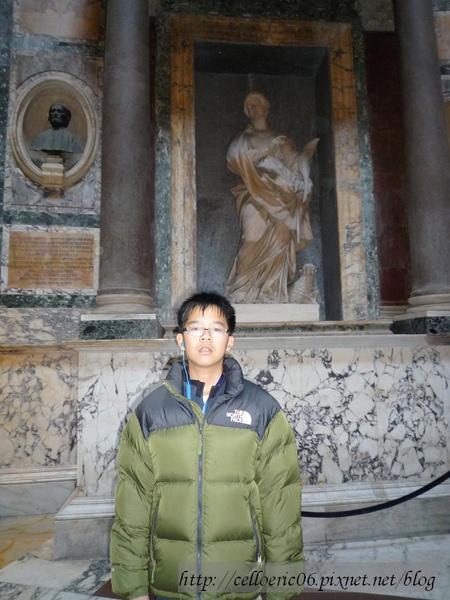 羅馬‧萬神殿