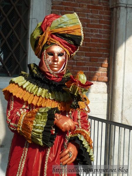 威尼斯面具節
