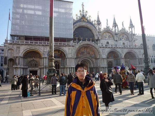 【威尼斯】聖馬可教堂