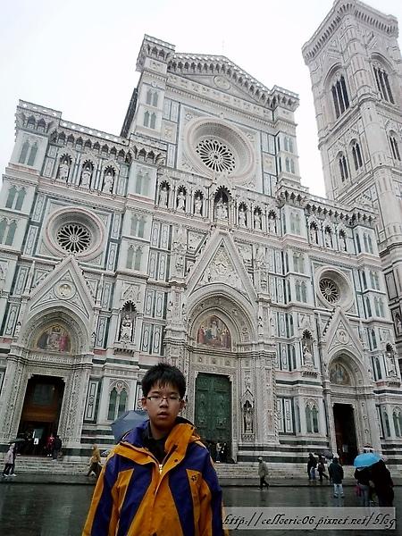 佛羅倫斯~聖母百花大教堂