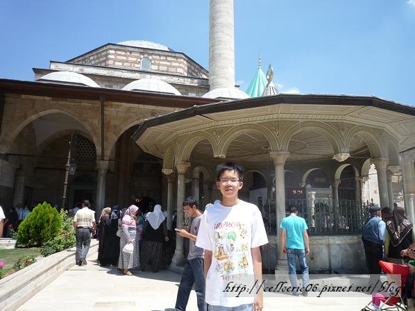 孔亞  梅夫拉那清真寺